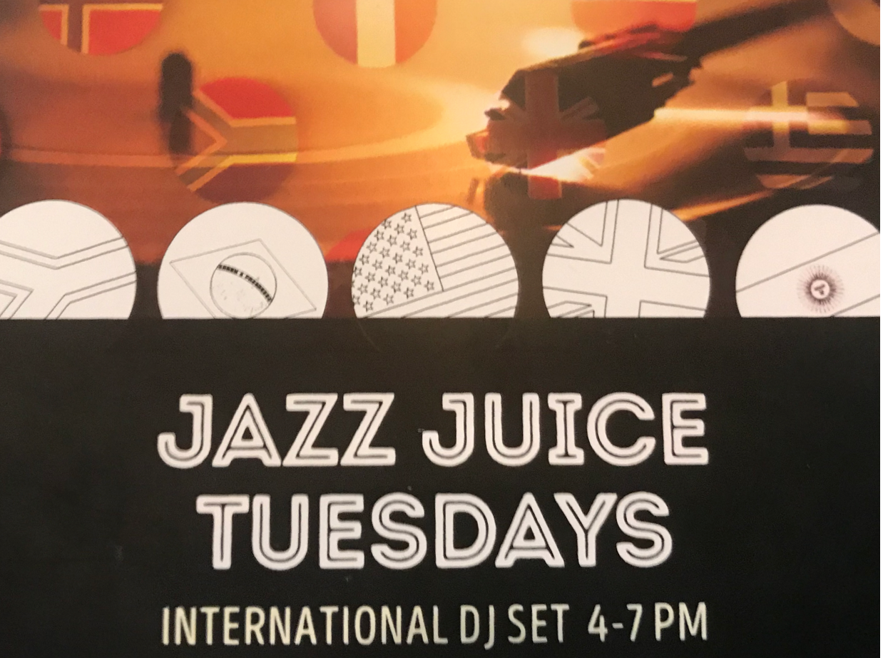 Jazz Juice Turesday