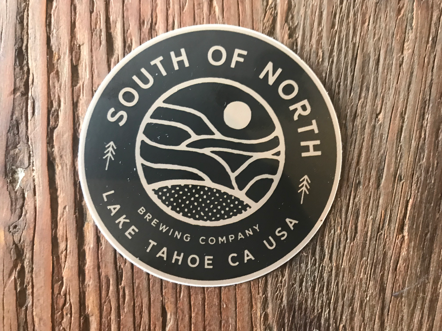 South of North Logo