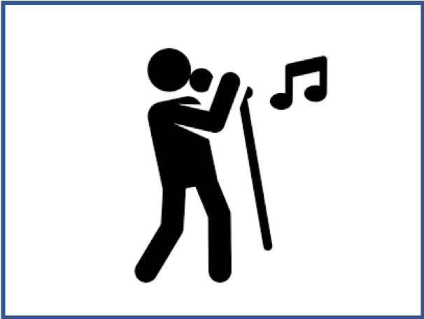 A default image representing a musician.